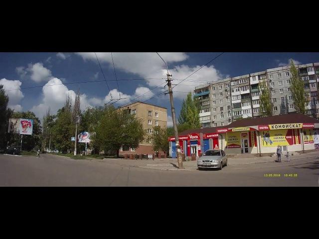 Даки – улица Коккинаки, Макеевка, ДНР