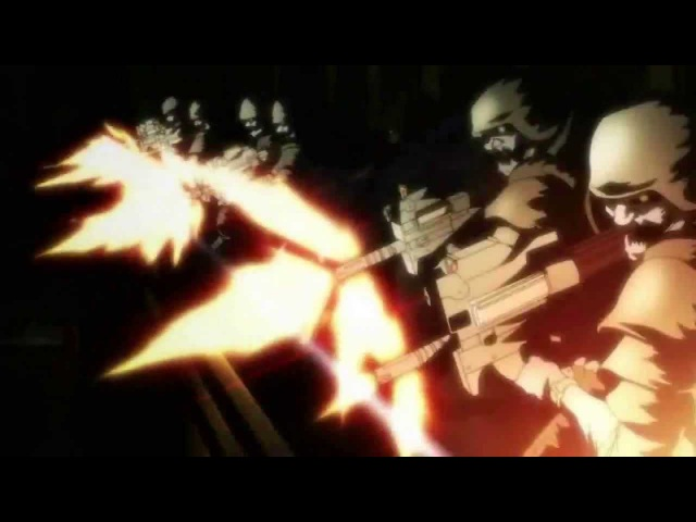 AMV Blood C The last Dark - Disturbed Pain Redefined by Chimera