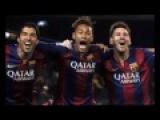 Топ 5 лучших атакующих трио в истории футбола