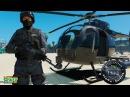 GTA 5 Альфа-патруль: Воздушная кавалерия. Перестрелки.Адский небоскреб