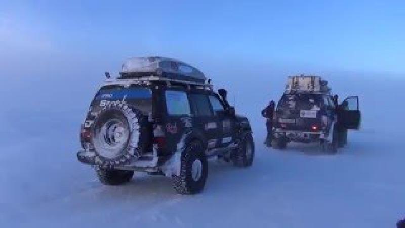 Автомобильная экспедиция Столица Арктики на остров Диксон