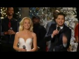 Michael Buble &amp Kellie Pickler White Christmas with Lyrics