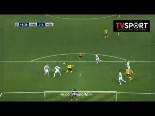 Янг Бoйз - Бoруссия Мeнхенгладбах 1-3 (16.08.16)