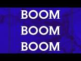 Indaqo - Boom Boom Boom (Gabry Ponte Edit) Cover Art