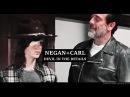 Negan/carl | devil in the details
