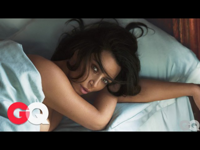 Kim Kardashian Wests Sexy GQ Photo Shoot Exclusive | GQ