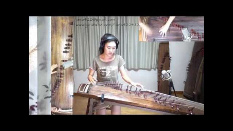 Dire Straits-Sultans Of Swing Gayageum ver. by Luna