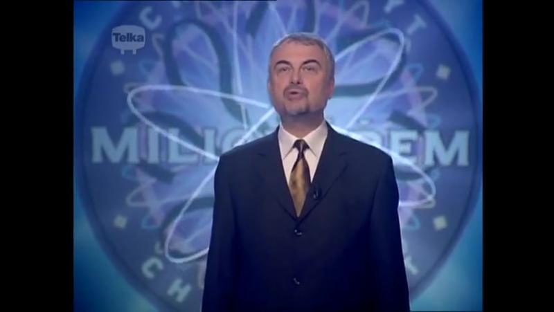 Chcete být milionářem (31.05.2002) выпуск 163