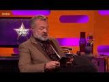 The Graham Norton Show 19x07 - Tom Hiddleston, John Malkovich, Samuel L. Jackson, Sara Pascoe, Chvrches