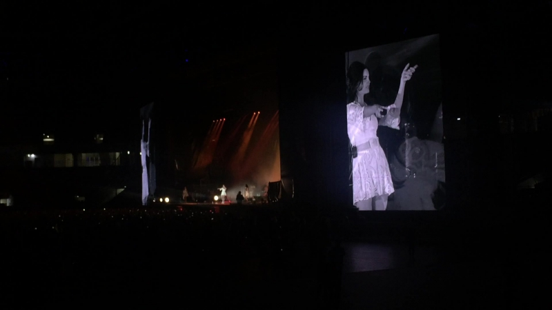 Lana Del Rey – Summertime Sadness / Moscow,Russia