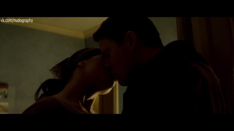 Сексуальная Джина Карано Gina Carano в фильме Нокаут Haywire 2012 Стивен Содерберг 1080p