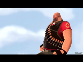Put dispenser TF2 Heavy