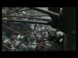 Сирано де Бержерак 1990. Сражение эпохи Тридцатилетней войны. Штурм испанцами лагеря французов