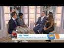 «Today Show»: Никки Белла и Джон Сина -  «Тотал Белла» - это взгляд на семью, которая любит друг друга.