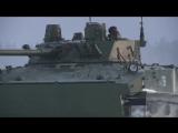 Десантники Тульского соединения ВДВ осваивают новейшие БМД-4М на полигоне Дубровичи