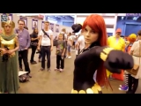 London Film Comic Con (LFCC) 2014 - Cosplay Music Video -
