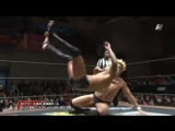 KUDO, Masahiro Takanashi, Yukio Sakaguchi vs. Dick Togo, Guanchulo, Yoshihiro Takayama (DDT - New Year Lottery Special)