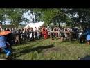 Волчья дружина Осада Козельска 18 06 2016г г Армавир Славянская поляна