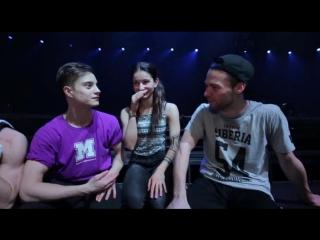 Эксклюзивное видео с репетиции финального танца второго концерта проекта «ТАНЦЫ. Битва сезонов»
