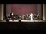 Струц Кирилл-тромбон и вокал вместе с Биг-бэндом пу В. Толкачёва!!!