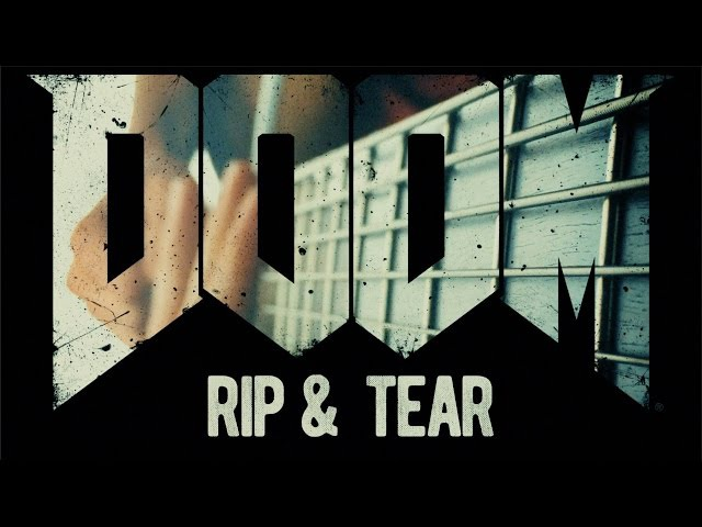 Mick Gordon - 02. Rip Tear