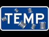 Удаление временных файлов (Очистить папку Temp)