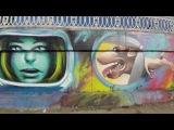 Фестиваль граффити «Rhyme Time» от Tele2. Как это было.