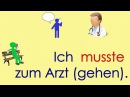 Deutsch lernen Grammatik 11 ich konnte ich wollte ich musste