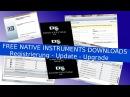 3 - NATIVE INSTRUMENTS KOMPLETE 8 ULTIMATE VON A - Z [Registrieren, Update, Upgrade, registry]