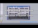 Novation V-Station EDM Heaven Soundbank