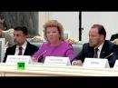 Ямпольская Е А Речь на заседании Совета по культуре и исскуству
