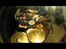 "Chris Hubbard ""Top of the World"" Cover ~ Van Halen ~ Drums, Guitar, Bass. EVH Rig"