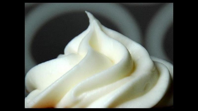 Сливочный крем Пятиминутка