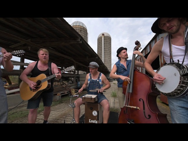 Self Esteem by Steve'n'Seagulls LIVE