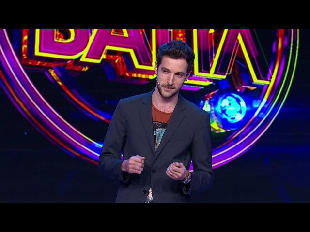 Comedy Баттл. Суперсезон - Андрюша (1 тур) 23.05.2014