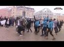 Surprise flashmob for 24K from Polish 24U BONUS
