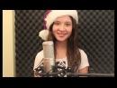Kelly Clarkson ~ My Grown Up Christmas List cover ~ Jasmine Clarke 14 y/o