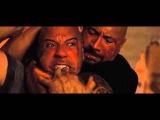 Боевая сцена # 1 - Форсаж 5  2011 (Драка Доминика Торетто и Хоббса)