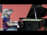 Hymn FC Barcelona, 4 hands piano variations