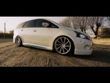 "THIRTEEN ""Mitsubishi Grandis on Vossen CVT"""