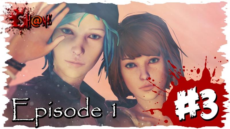 Девичье прохождение Life Is Strange Episode 1 3 ► Путь до общаги ◄