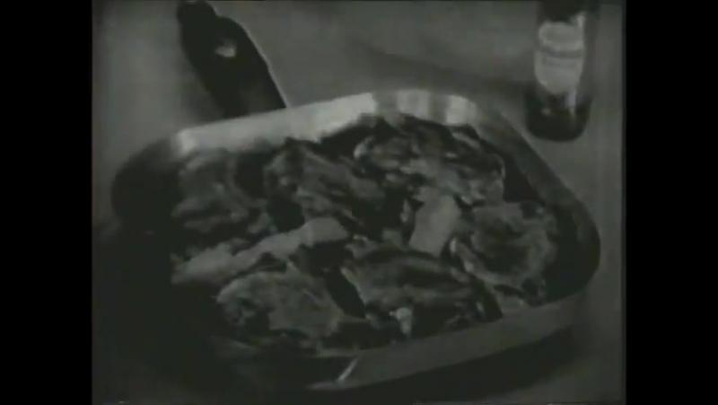 Рекламный ролик заправки для салата
