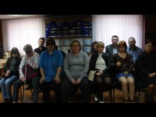 Коллективное обращение против закрытия  центров реабилитации незрячих