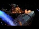 Боевые действия космического флота на орбите планеты Пи (Звёздный десант (1997)