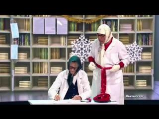 Русские Бабки ,Смешная сценка,В Больнице на Новый год (1)