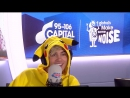Jack and Conor Maynard find our who is abseiling down The Orbit! (Capital London)