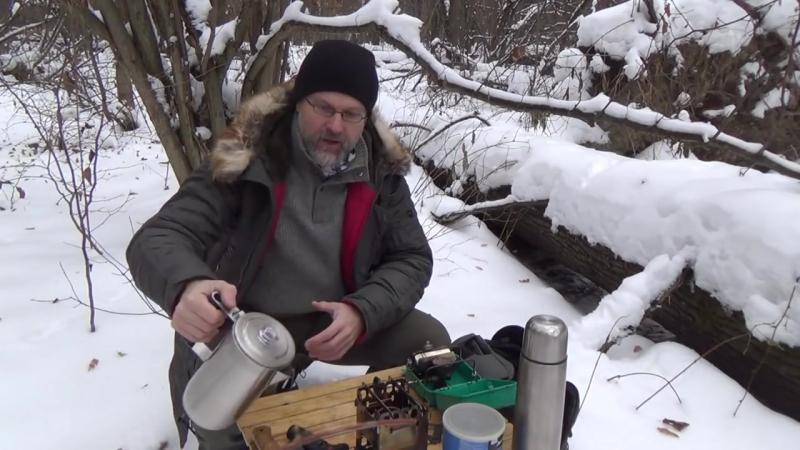 4x4PRO. Походный кофе. Забытый способ