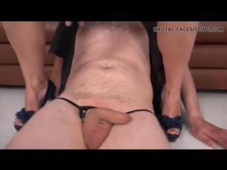 Mila noir [brutal facesitting, female domination, russian, new porn 2016] [hd 360] | rusex.tv | порно видео hd