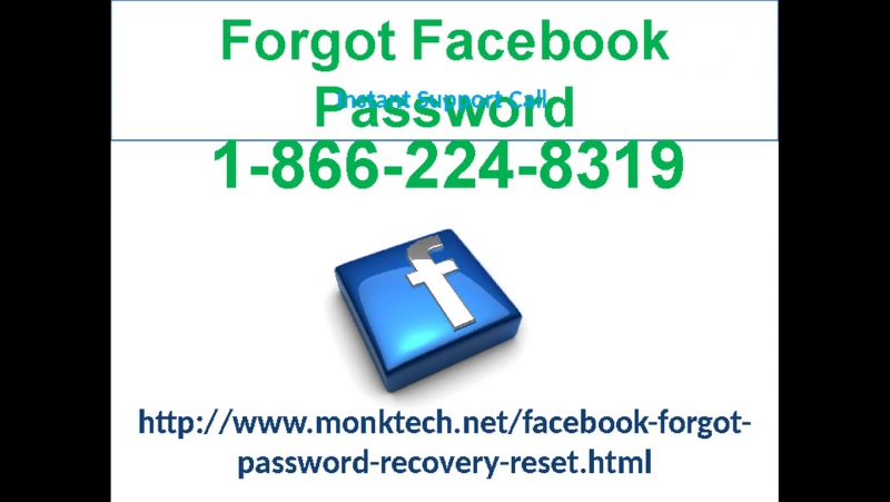 Genuinely Wholeheartedly Dial Now 1-866-224-8319 Recover Facebook Password
