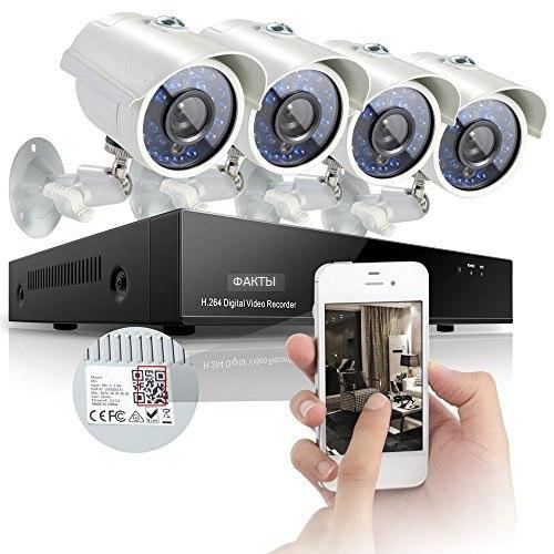 ДИС-Протект - Системы безопасности, видеонаблюдение, охранная GSM сигнализация